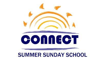 CONNECT Summer Sunday School – August 27