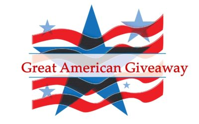 Great American Giveaway – July 29