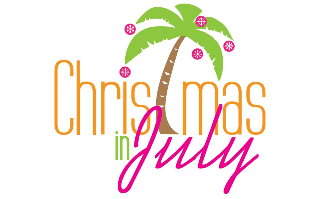 Trinity Bookstore Christmas in July