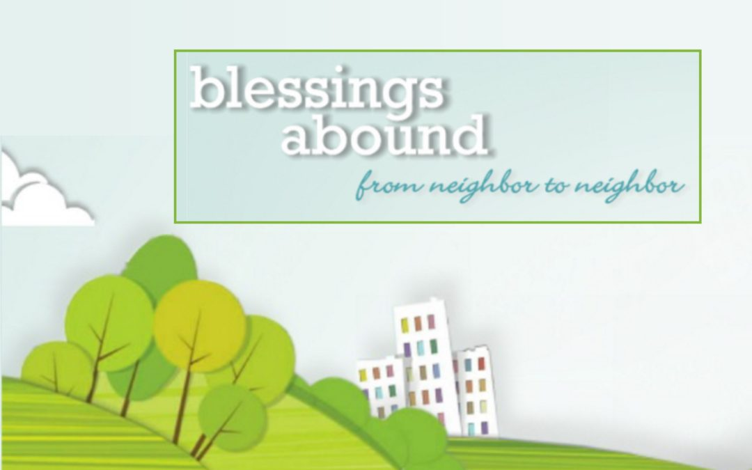 Blessings Abound Is Growing – Moving Volunteers Needed