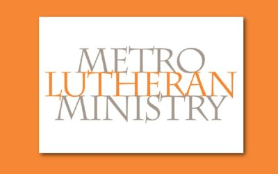 Metro Lutheran Ministry Christmas Food Drive
