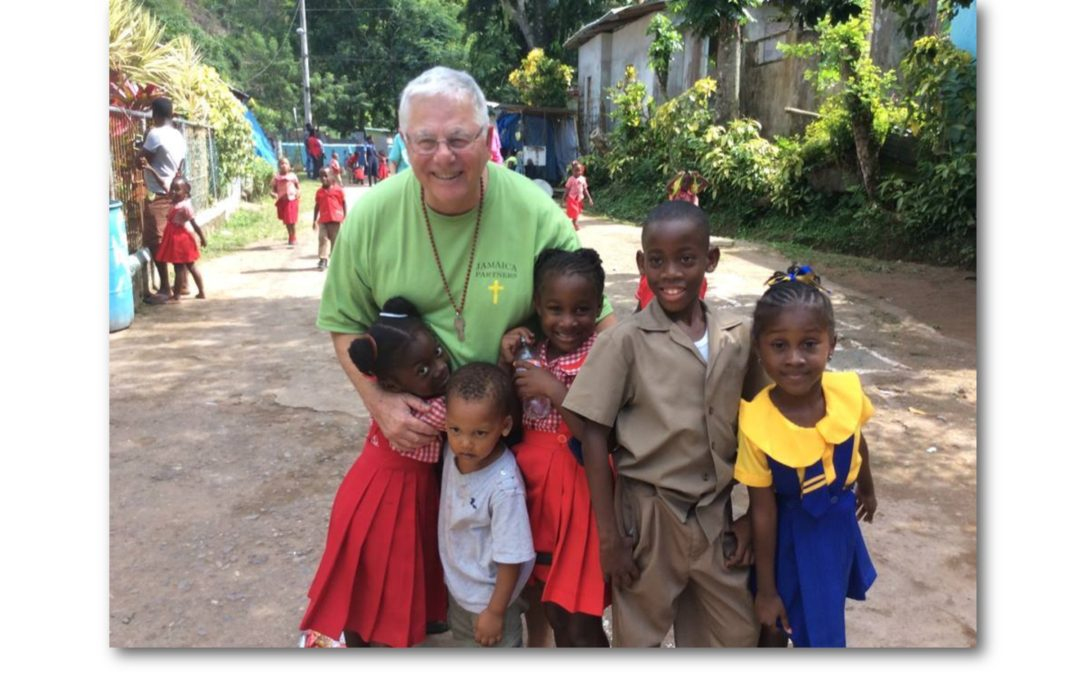 Come, Join Us!  Jamaican Mission Trip
