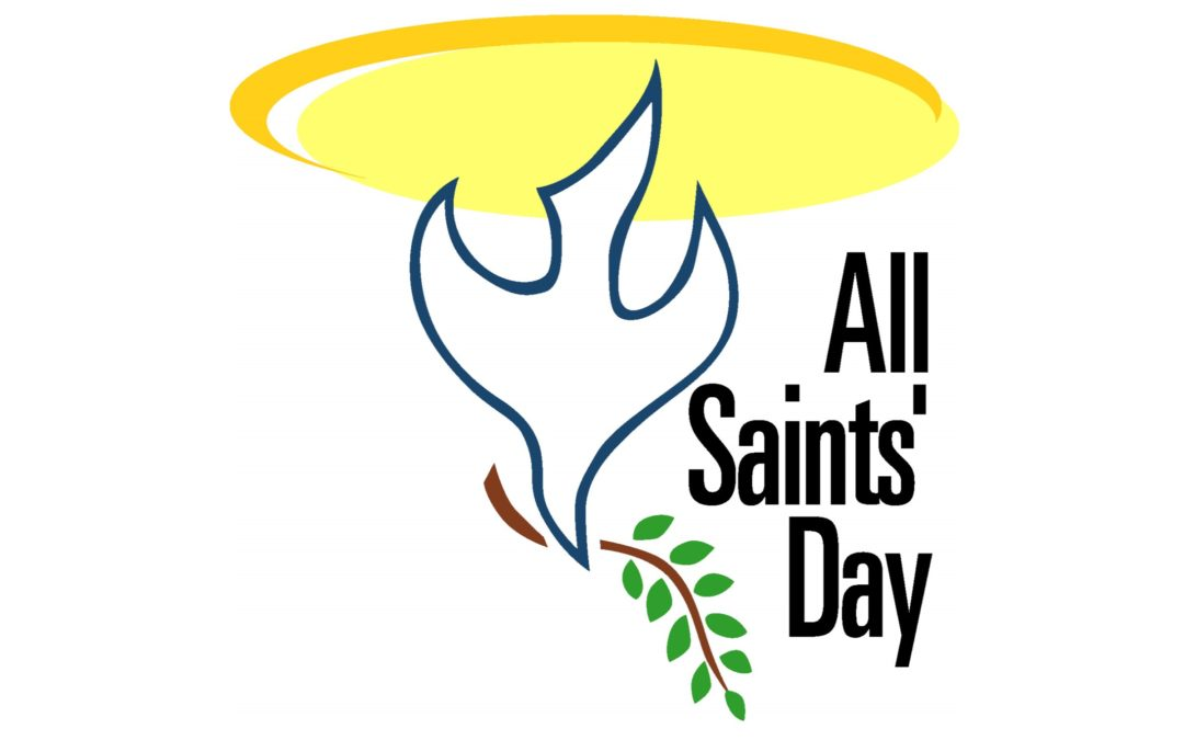 All Saints' Potluck – Nov. 6
