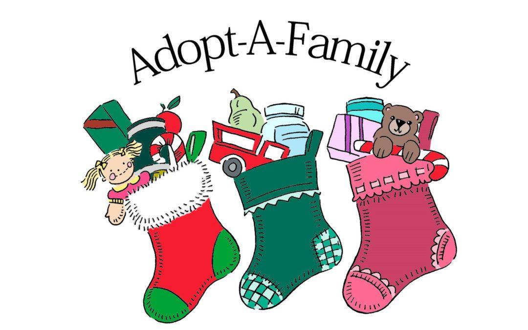 Adopt a Family for Rushton School – Due Dec. 11