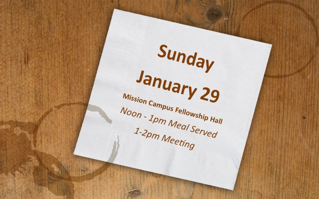 Congregational Assembly January 29