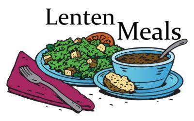 Lenten Evening Meals – Shawnee Campus