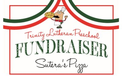 Preschool Pizza Fundraiser – Feb. 28