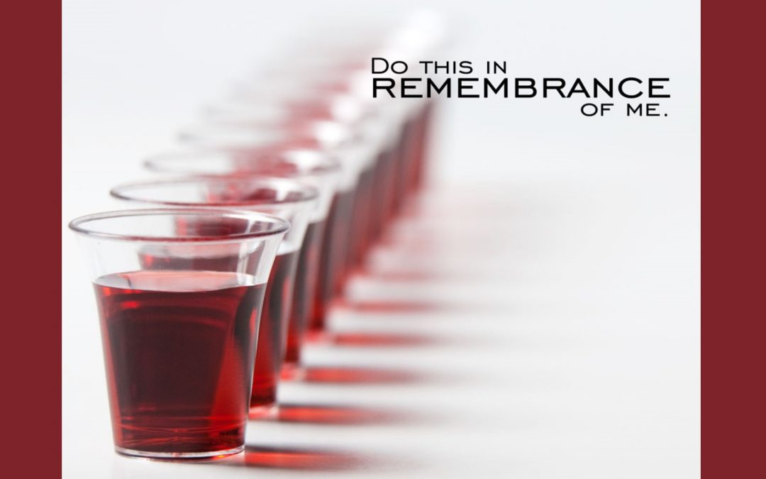 Early Communion Class – April 8