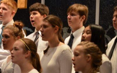 Lutheran High School Spring Music Tour