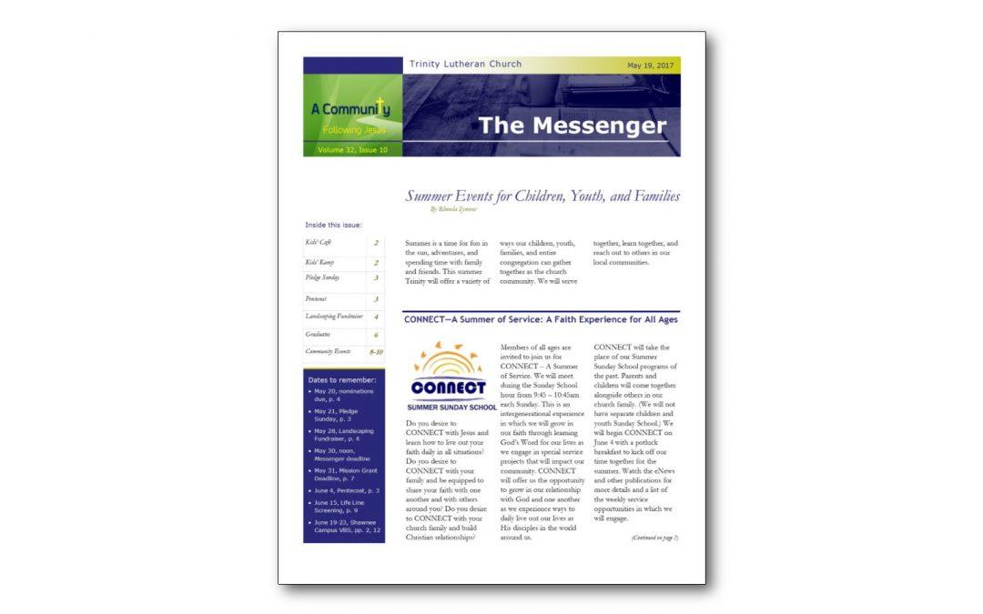 May 19 Messenger