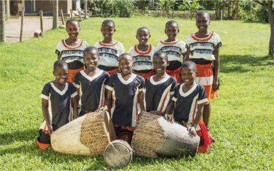 Ugandan Kids Choir at Hope—May 21