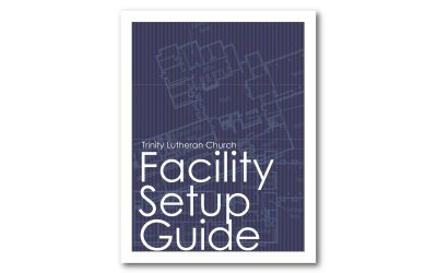 Facility Setup Changes at the Mission Campus