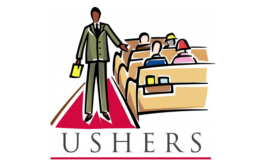 Ushers Needed at Mission Campus