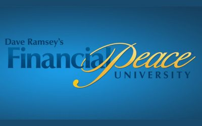 Coming in September – Financial Peace University
