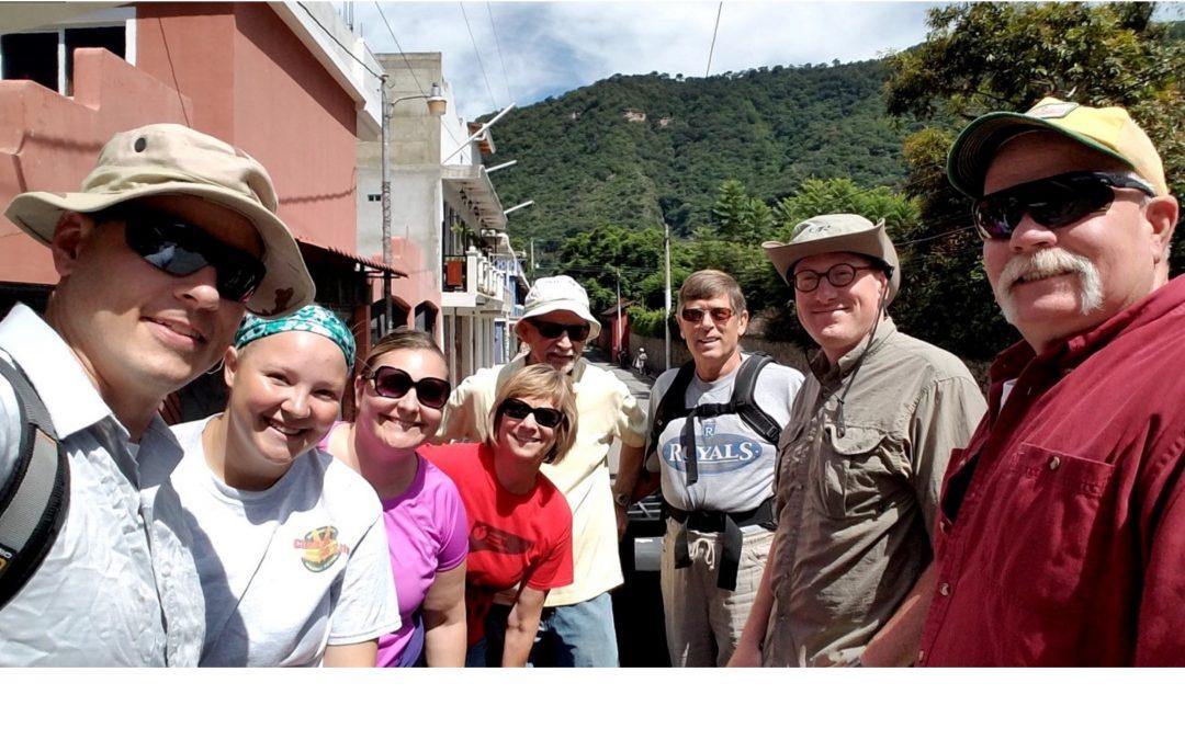 News from Guatemala – July 18