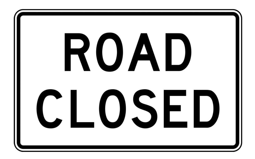 Shawnee Mission Parkway Eastbound Closure – July 21-24