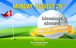 Blessings Abound Golf Benefit – August 28