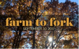 Fall Farm to Fork Dinner Party – September 30